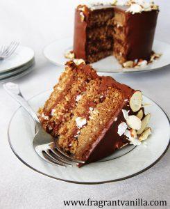 Almond Joy Cake 5