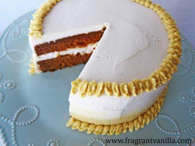 Turmeric Spice Cake 1