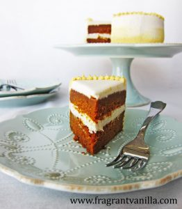 Turmeric Spice Cake 2