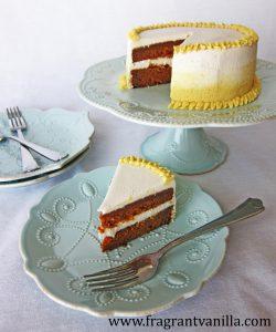 Turmeric Spice Cake