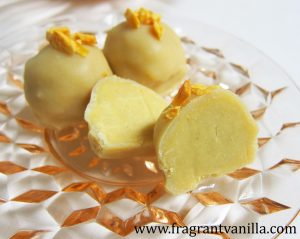 Vegan Mango Pineapple White Chocolate