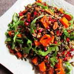 Wild Rice Sweet Potato Salad 2
