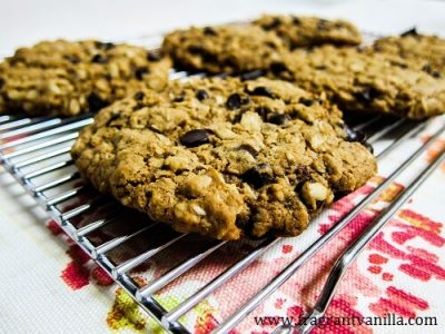 Vegan Irish Oatmeal Cookies