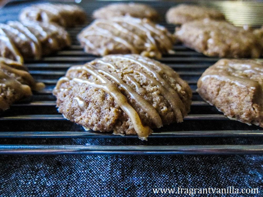 Vegan Maple Sandies