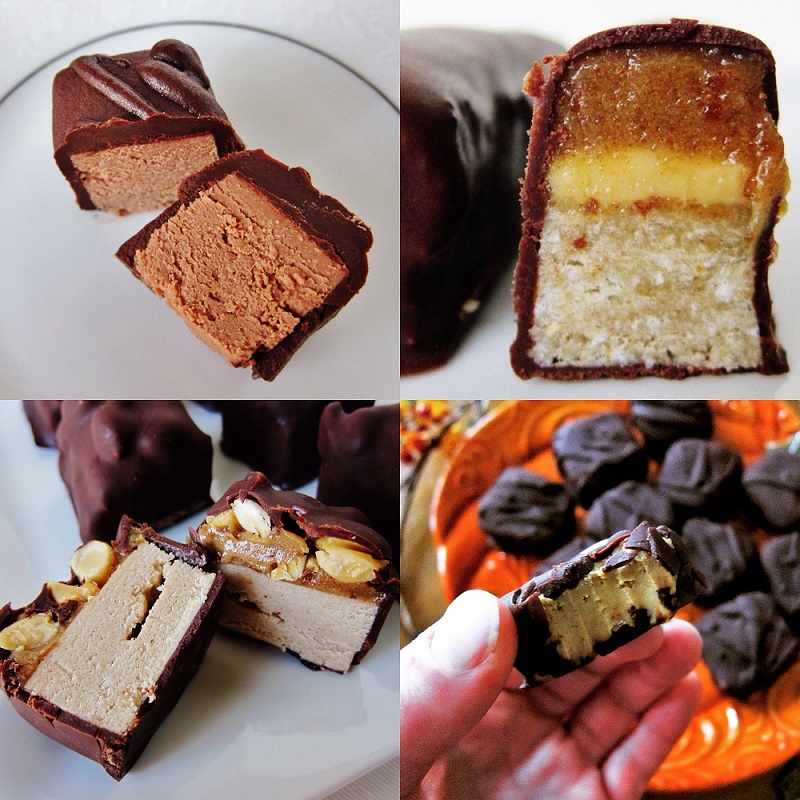 DIY Vegan Halloween Candy Recipes