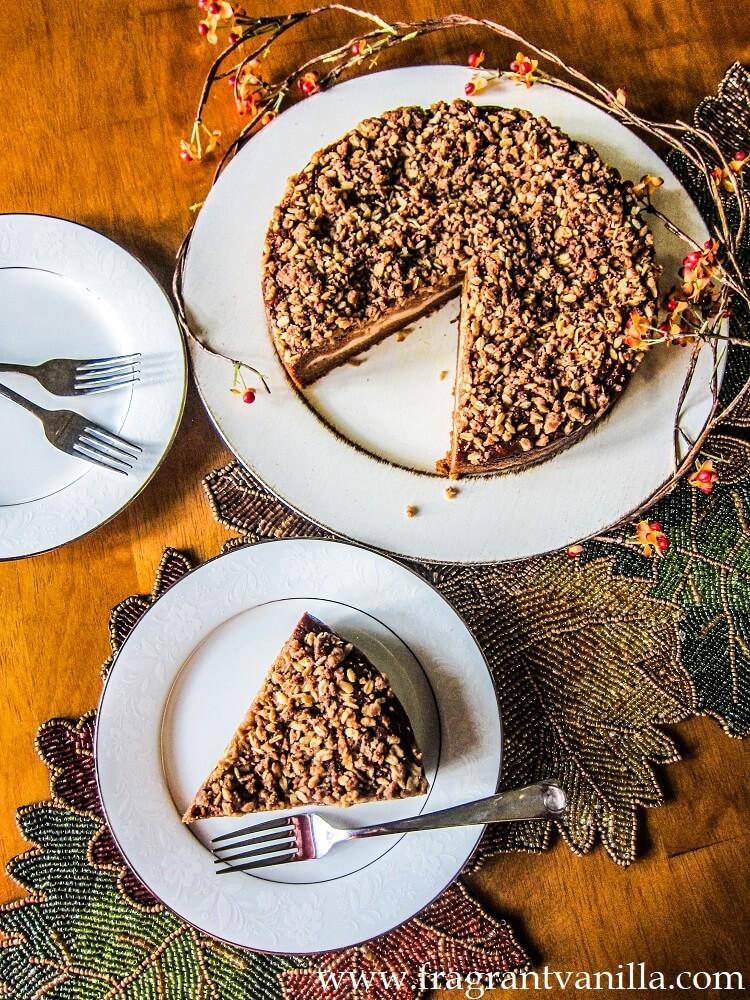 Vegan Pumpkin Patch Coffeecake