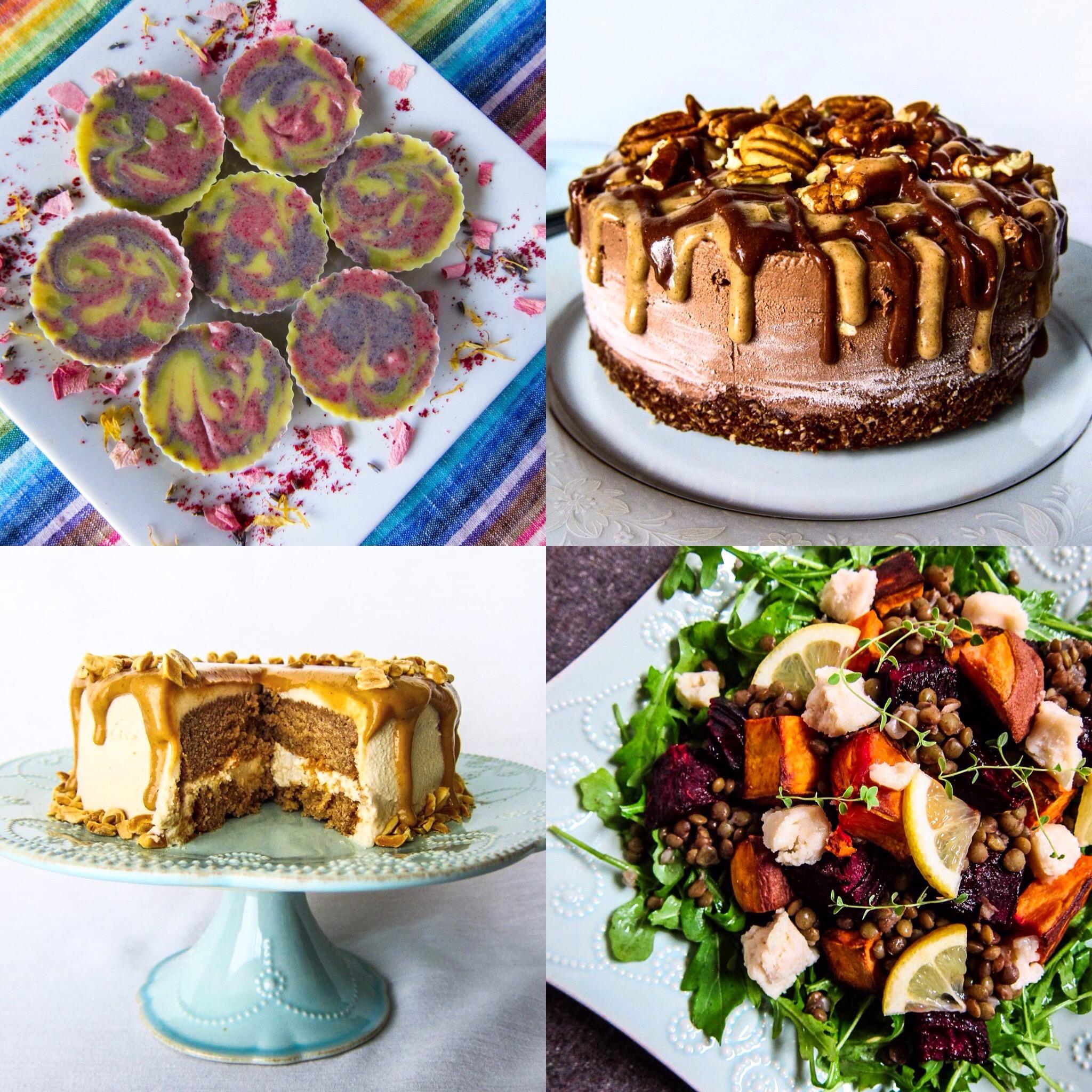 Top 15 Recipes of 2017 From Fragrant Vanilla Cake