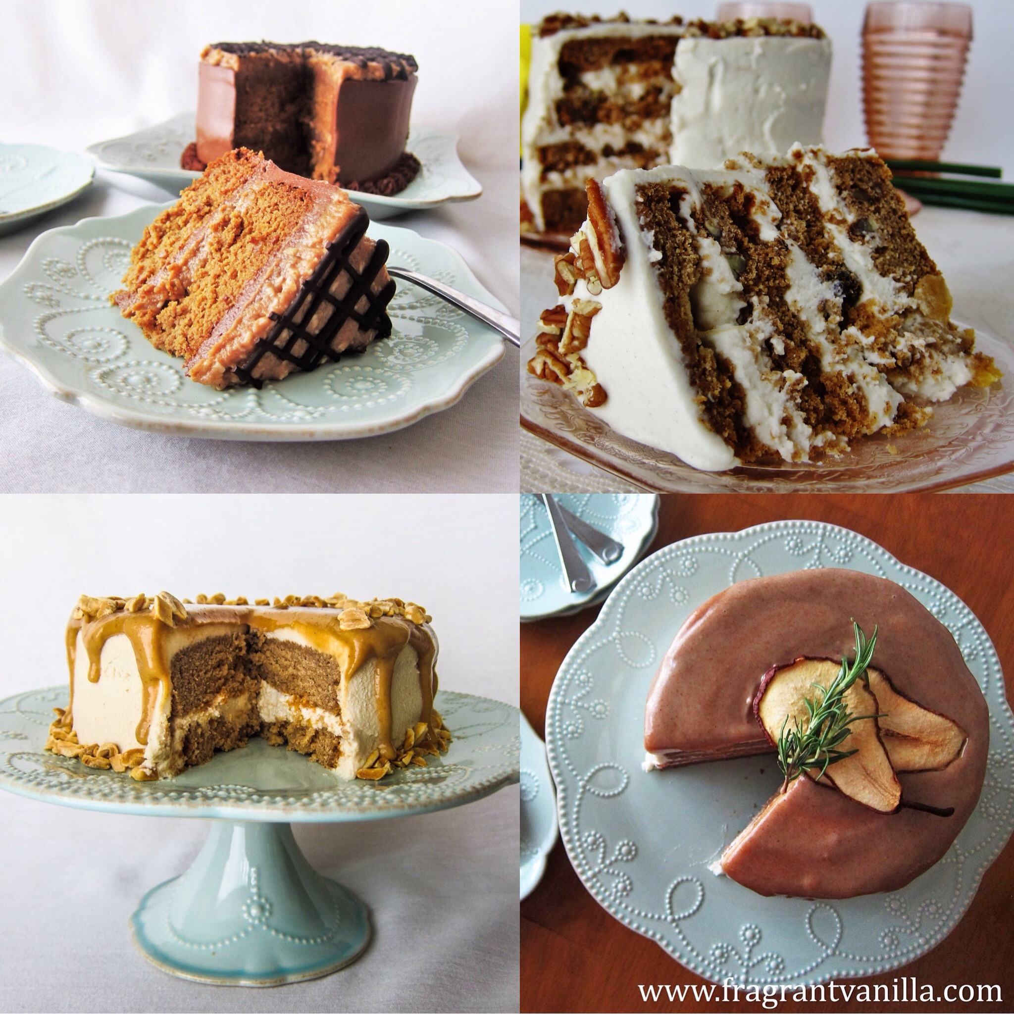 30 Vegan Layer Cakes