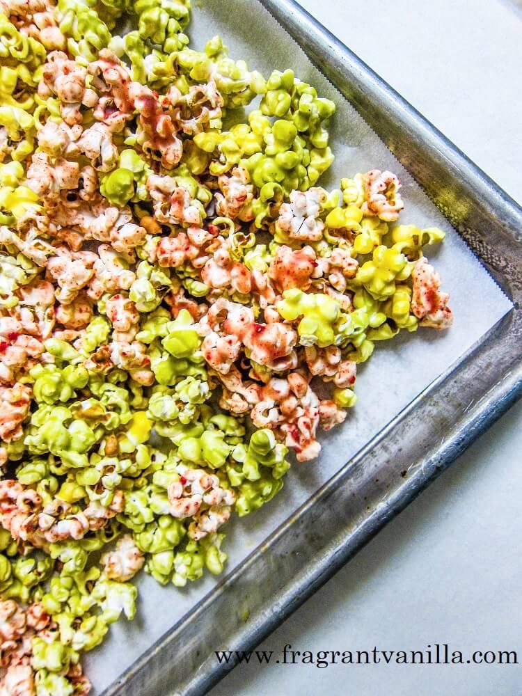 Spring Confetti Popcorn