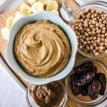 Salted Caramel Dessert Hummus