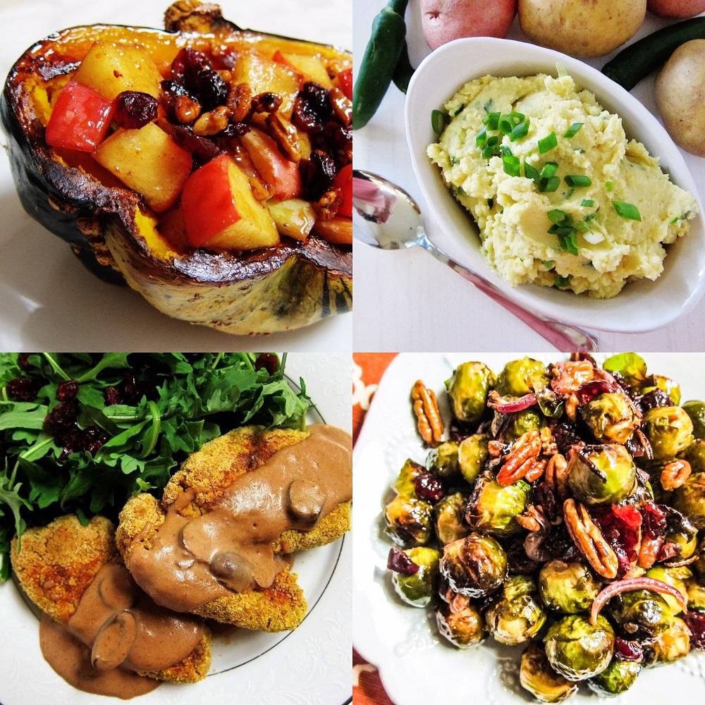 30 Vegan Savory Thanksgiving Recipes