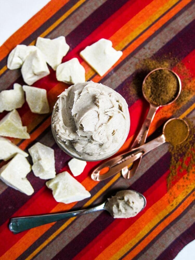 White Chocolate Cinnamon Brazil Nut Butter