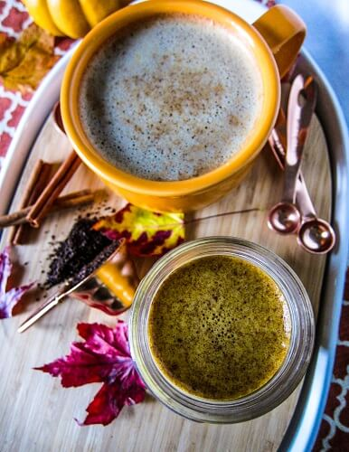 Vegan Pumpkin Spice Latte Mix